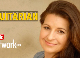 Jessica Sentman hosts 'The Fruitarian' on TalkNetwork.com